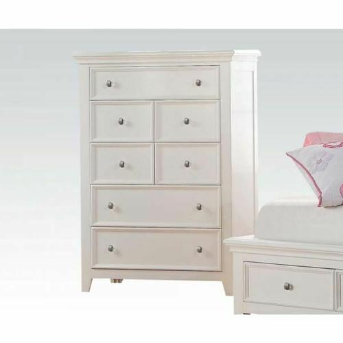 ACME Lacey Chest - 30602 - White