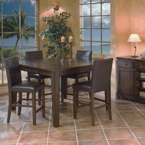 Intercon Furniture - Kona Counter Table  Raisin
