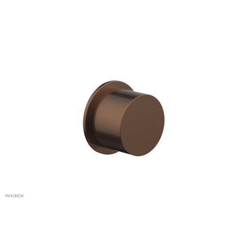 BASIC II Cabinet Knob - Smooth 230-91 - Antique Copper
