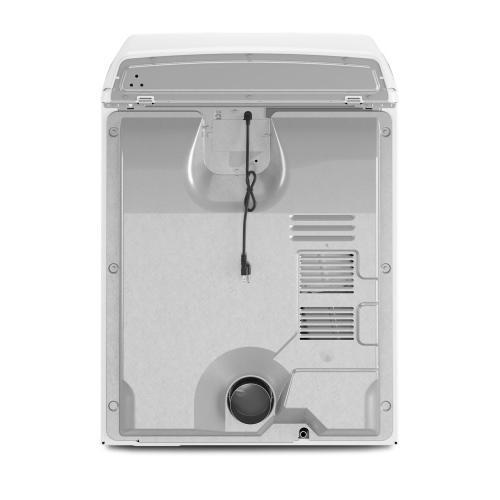 Whirlpool - 7.0 Cu. Ft. Top Load Gas Moisture Sensing Dryer