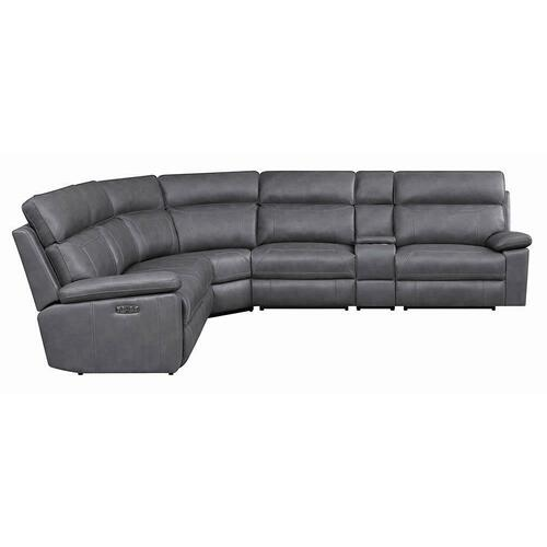 Product Image - Albany 6 PC Power2 Sectional