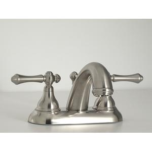 Chadwick Collection Centerset Faucet in Satin Orobrass
