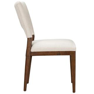 Mitchel Upholstered Dining Chair Natural EV