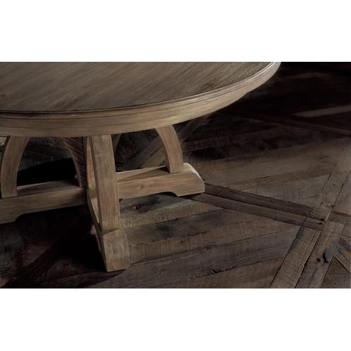 Hooker Furniture - Corsica Round Dining Table w/1-18in Leaf