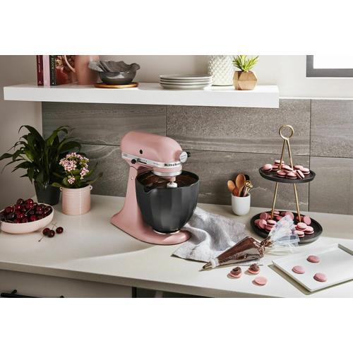 KitchenAid - 5 Quart Black Shell Ceramic Bowl