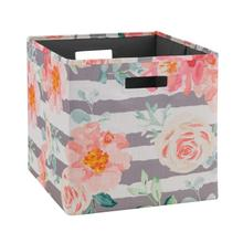 Cody Bin Pink Rose With Stripes 2 Pack