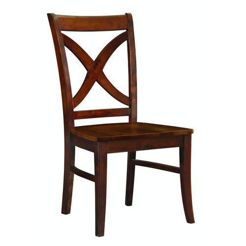 John Thomas Furniture - Salerno Chair in Espresso
