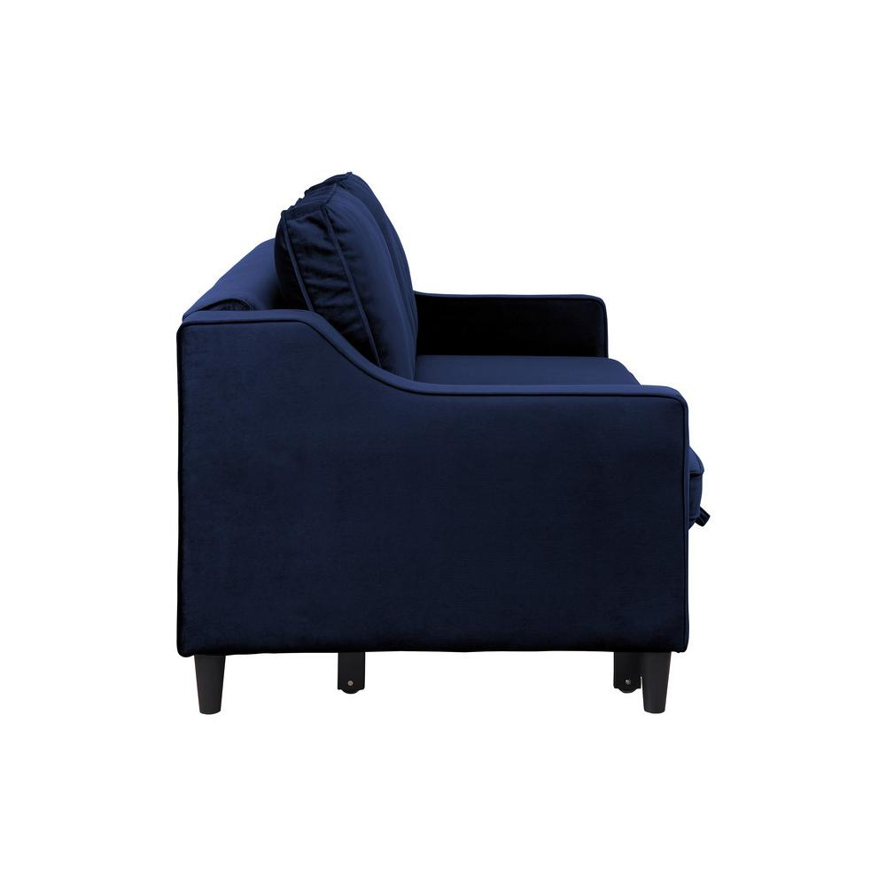 Product Image - Convertible Studio Sofa with Pull-out Bed