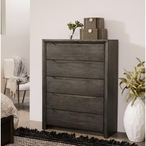 Java Chest in Gray