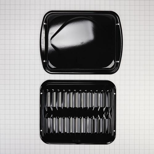 Whirlpool - Premium Broiler Pan