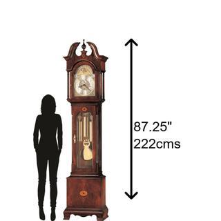 See Details - Howard Miller Taylor Grandfather Clock 610648