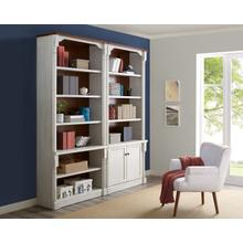 See Details - Bookcase with Lower Doors