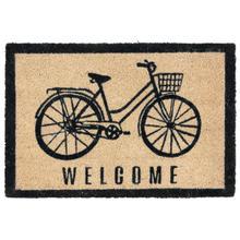 See Details - Doormat Bicycle Black 24x36