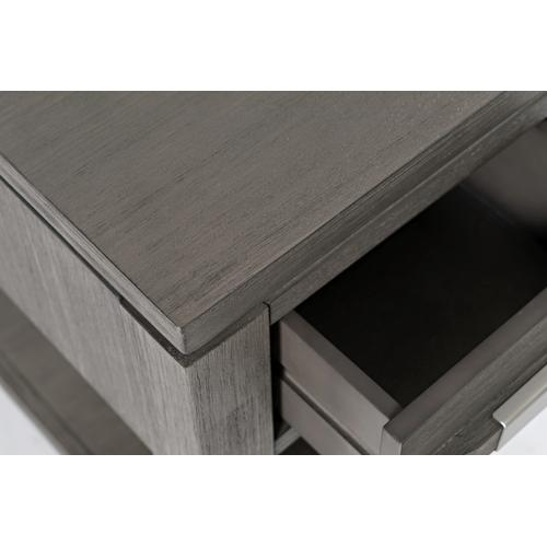 Altamonte Power Chairside - Brushed Grey