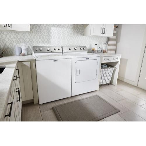 Gallery - Large Capacity Top Load Dryer with Wrinkle Control - 7.0 cu. ft.