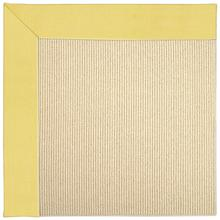 Creative Concepts-Beach Sisal Canvas Buttercup Machine Tufted Rugs