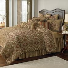 13 pc King Comforter Set Lichen