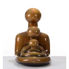 View Product - Modrest SZ0060 - Modern Bronze Family Sculpture