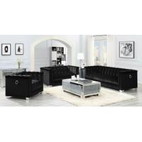 Tufted Loveseat Product Image