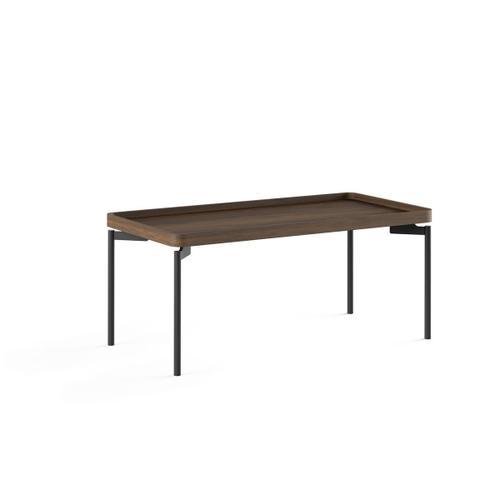 1732 Rectangular Coffee Table BDI in Toasted Walnut