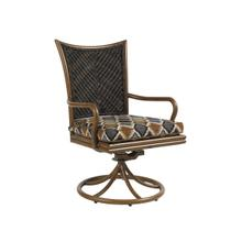 See Details - Swivel Rocker Dining Chair