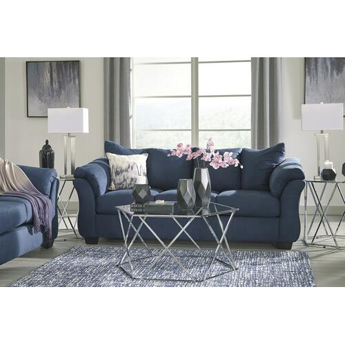 Darcy Sofa Blue