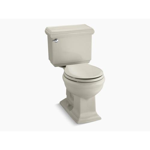 Sandbar Two-piece Round-front 1.28 Gpf Chair Height Toilet