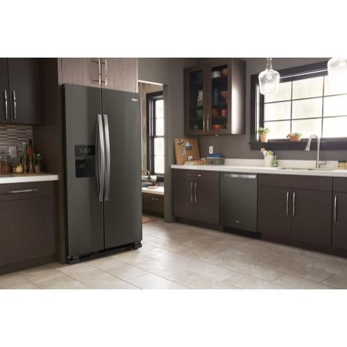Whirlpool Canada - 33-inch Wide Side-by-Side Refrigerator - 21 cu. ft.