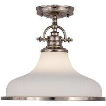 View Product - Grant Pendant in Brushed Nickel