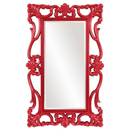 Howard Elliott - Whittington Mirror - Glossy Red