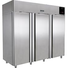 72 Cu Ft Freezer With Stainless Solid Finish (115v/60 Hz Volts /60 Hz Hz)
