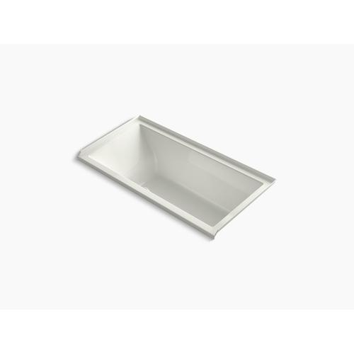 """Dune 60"""" X 30"""" Alcove Bath With Bask Heated Surface, Integral Flange and Right-hand Drain"""