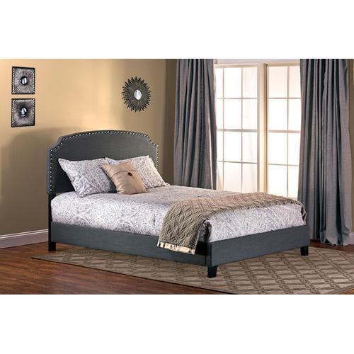 Gallery - Lani Twin Bed - Dark Grey
