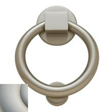 Satin Nickel with Lifetime Finish Ring Knocker