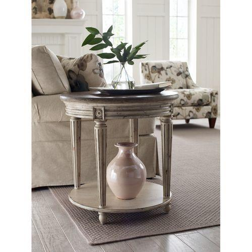 Southbury Round End Table