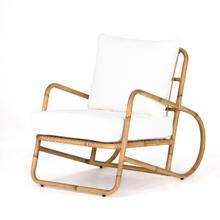 Riley Outdoor Chair-faux Rattan