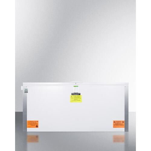 Product Image - Laboratory Chest Freezer Capable of -30 C (-22 F)operation With Extra Large Storage Capacity