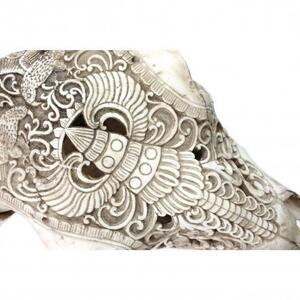 Decorative Buffalo Wall Skull