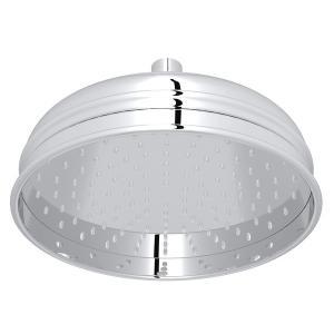 "Polished Chrome 8"" Bordano Rain Anti-Calcium Showerhead Product Image"