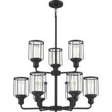 View Product - Ludlow Chandelier in Earth Black