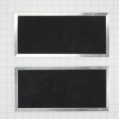 Whirlpool - Over-The-Range Microwave Grease Filter, 2-pack