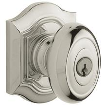 View Product - Polished Nickel with Lifetime Finish 5237 Bethpage Knob