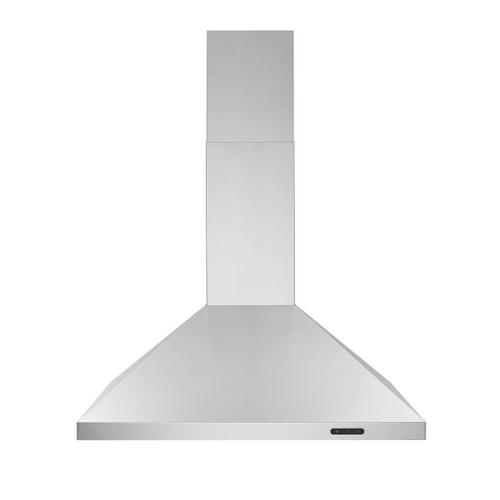 Broan® Elite EW48 Series 30-Inch Pyramidal Chimney Range Hood, 460 Max Blower CFM, Stainless Steel