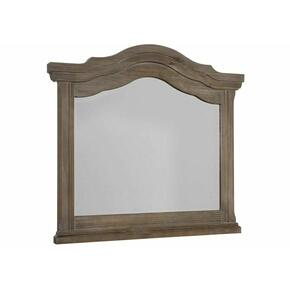 Arched Landscape Mirror