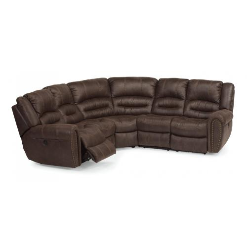Downtown Power Reclining Sectional