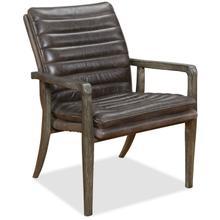 Living Room Langston Wood Frame Club Chair