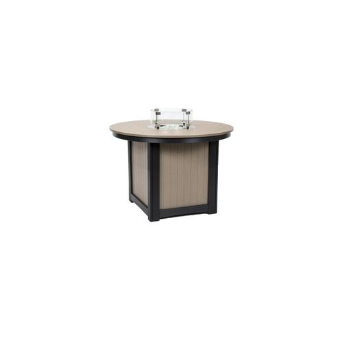 Donoma Round Dining Hight Fire Table