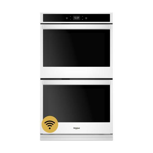 Whirlpool Canada - 8.6 cu. ft. Smart Double Wall Oven with Touchscreen
