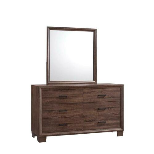 Brandon Transitional Mirror