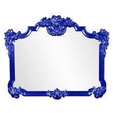 View Product - Avondale Mirror - Glossy Royal Blue